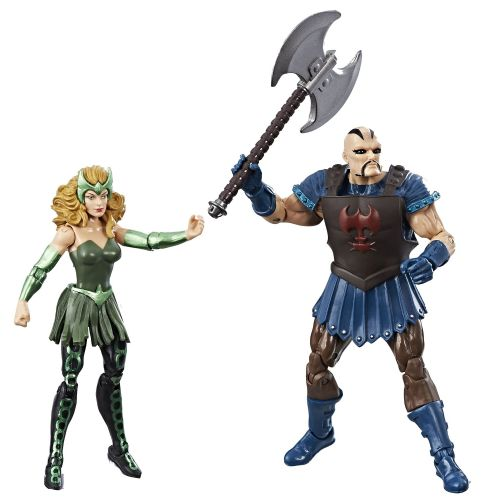 Marvel Legends Executioner and Marvel's Enchantress 2-Pack